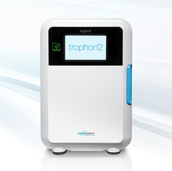 Trophon - Ultrasound Transducer Disinfection